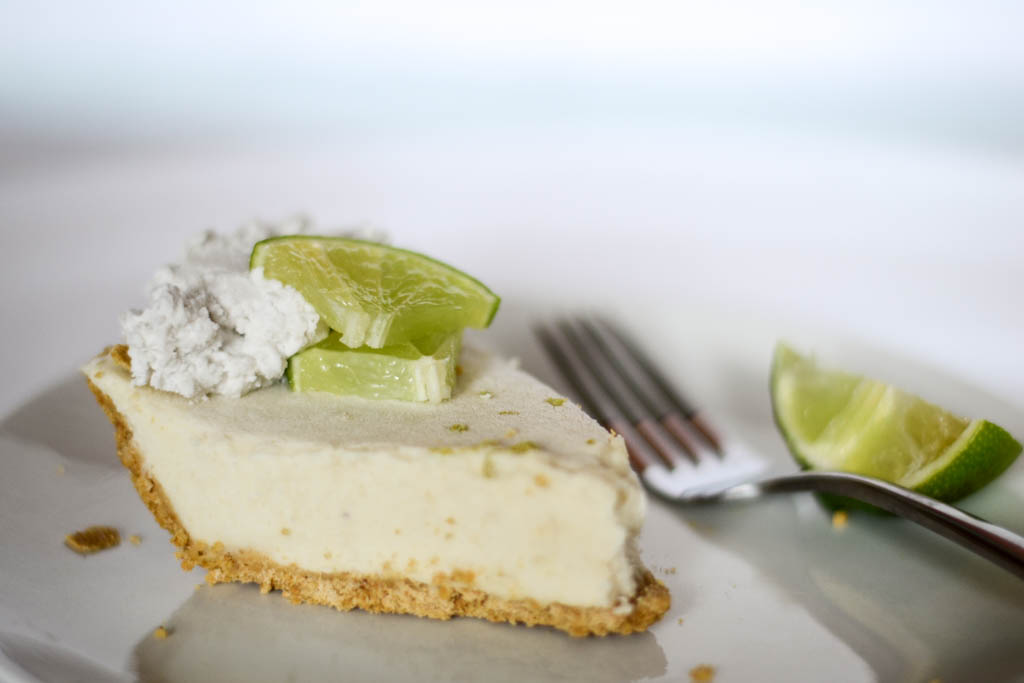 Key Lime Icebox Pie