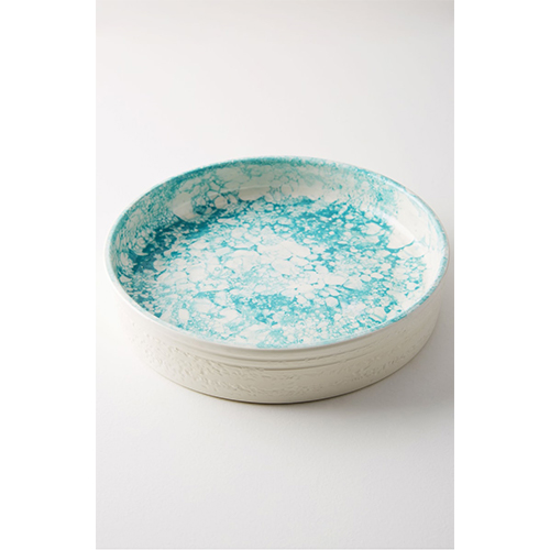 Anthropologie Glenna Pie Dish