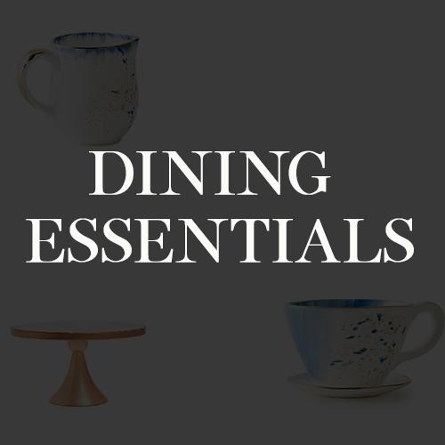 Dining & Serveware